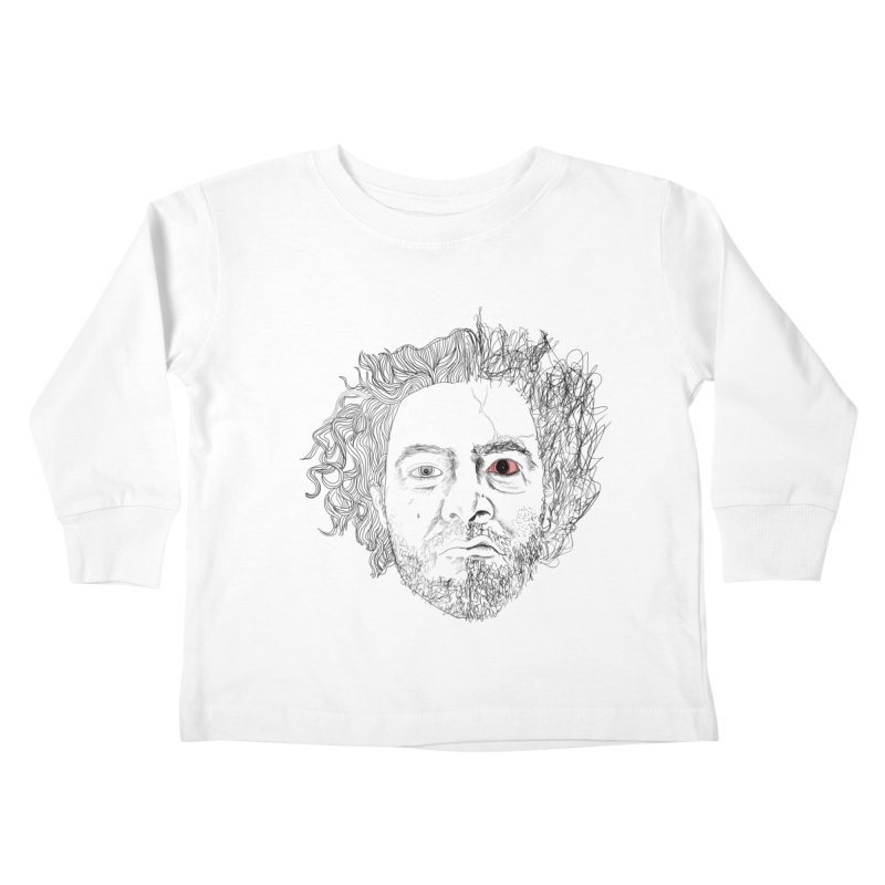 Dr crazy and mister calmb Kids Toddler Longsleeve T-Shirt by Boshik's Tshirt Shop