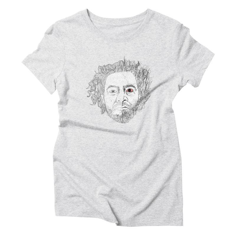 Dr crazy and mister calmb Women's Triblend T-shirt by Boshik's Tshirt Shop
