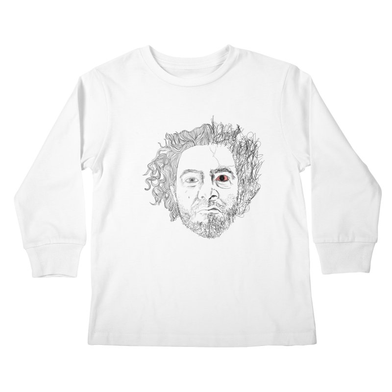 Dr crazy and mister calmb Kids Longsleeve T-Shirt by Boshik's Tshirt Shop