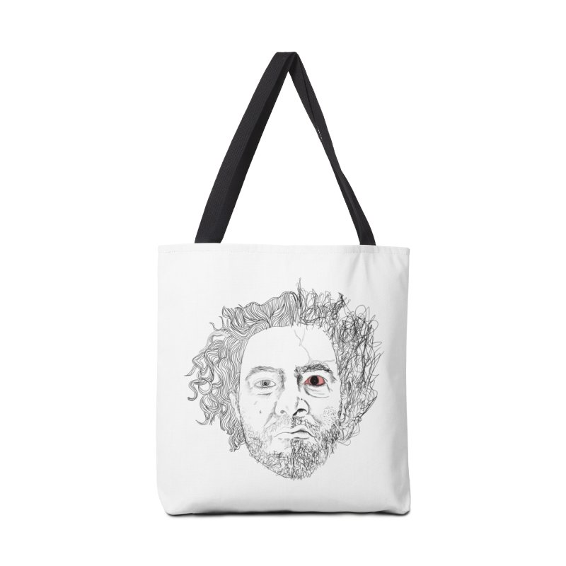 Dr crazy and mister calmb Accessories Bag by Boshik's Tshirt Shop