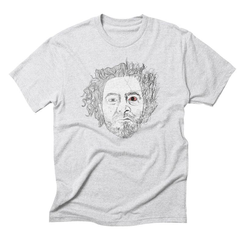 Dr crazy and mister calmb Men's T-Shirt by Boshik's Tshirt Shop