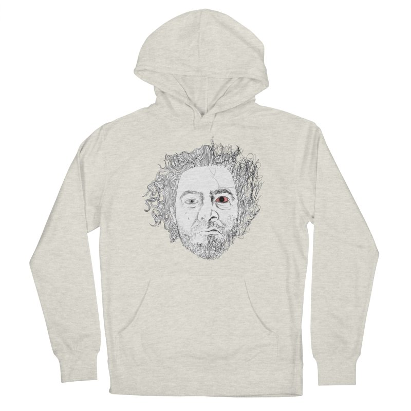 Dr crazy and mister calmb Men's French Terry Pullover Hoody by Boshik's Tshirt Shop