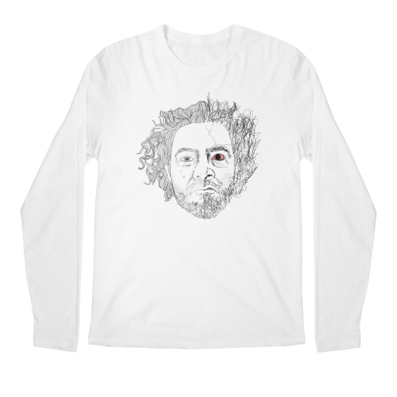 Dr crazy and mister calmb Men's Regular Longsleeve T-Shirt by Boshik's Tshirt Shop