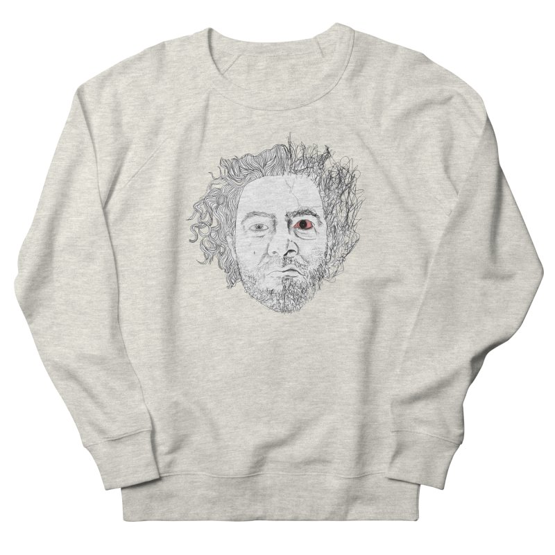 Dr crazy and mister calmb Women's French Terry Sweatshirt by Boshik's Tshirt Shop