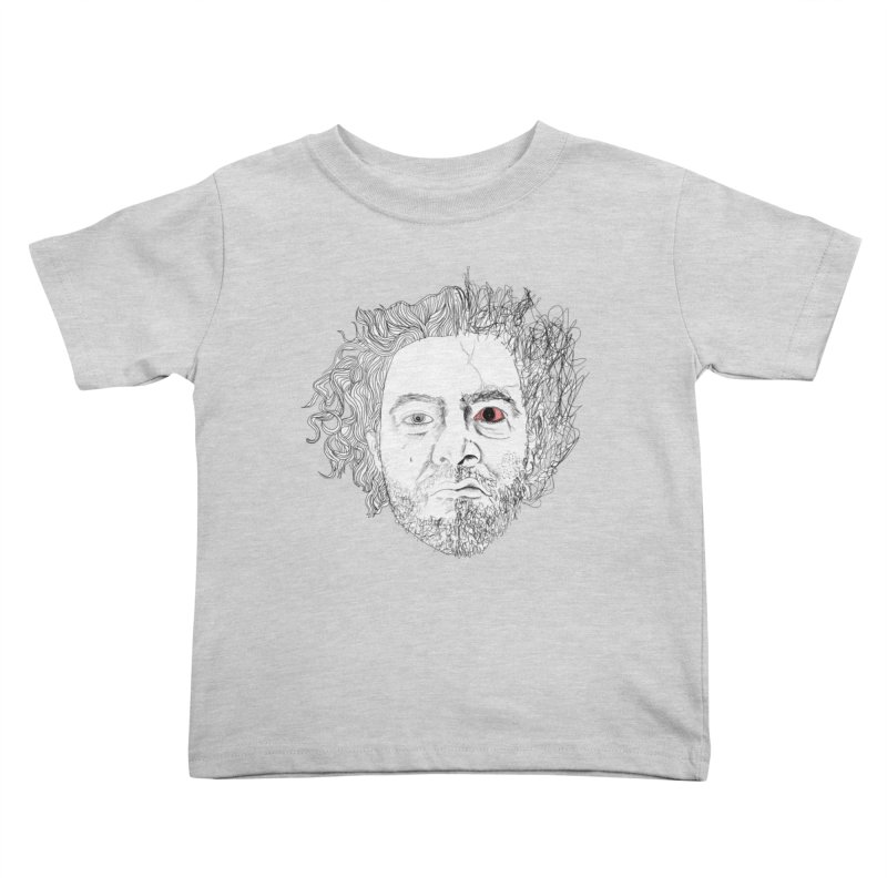 Dr crazy and mister calmb Kids Toddler T-Shirt by Boshik's Tshirt Shop