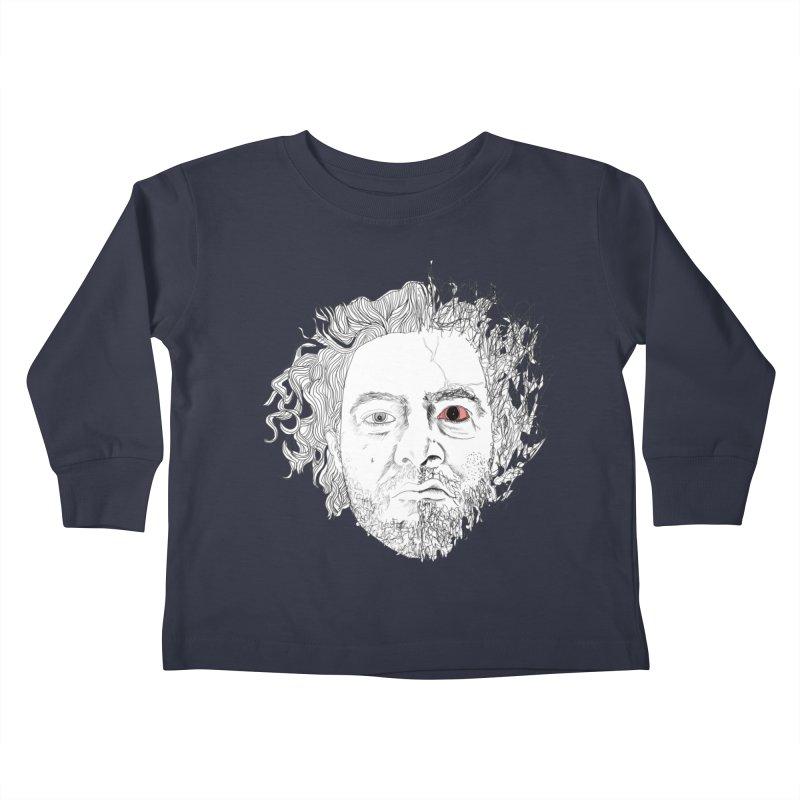 Dr crazy and mister calmb Kids Toddler Longsleeve T-Shirt by Boshik's Tshirt Shop