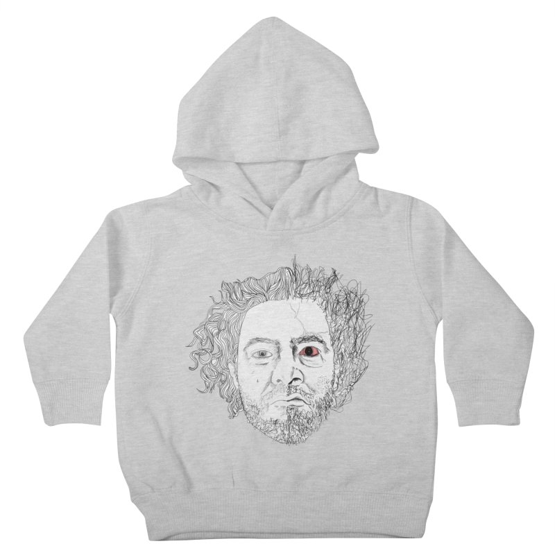 Dr crazy and mister calmb Kids Toddler Pullover Hoody by Boshik's Tshirt Shop