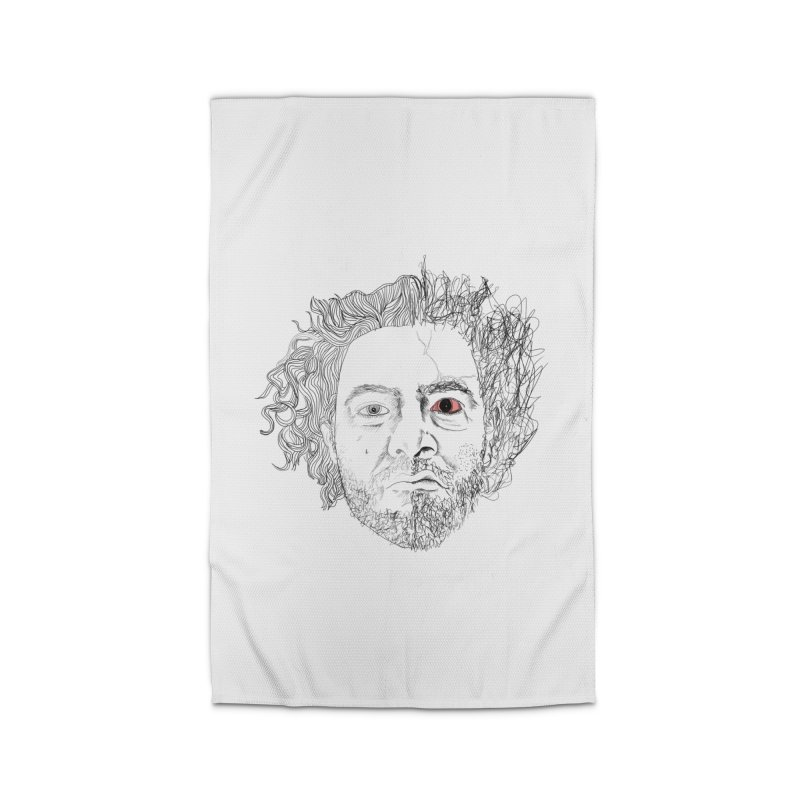 Dr crazy and mister calmb Home Rug by Boshik's Tshirt Shop