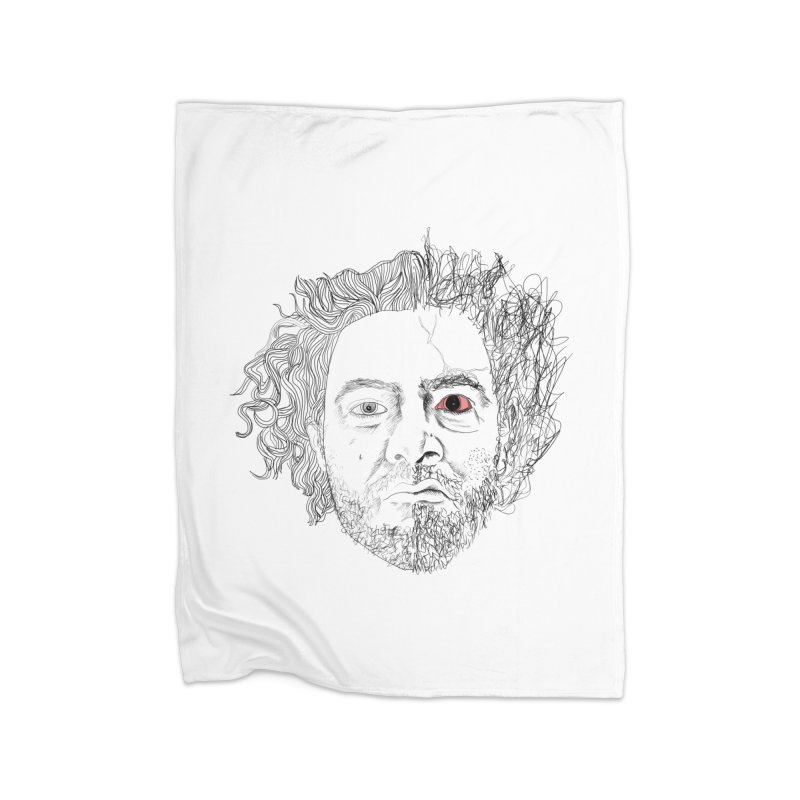Dr crazy and mister calmb Home Blanket by Boshik's Tshirt Shop
