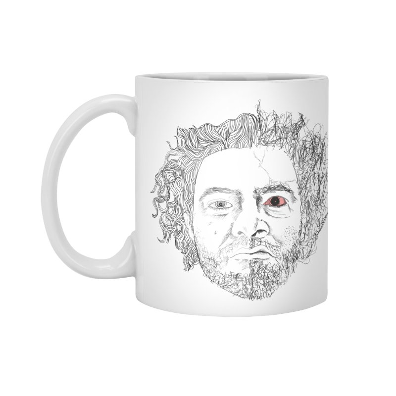 Dr crazy and mister calmb Accessories Standard Mug by Boshik's Tshirt Shop