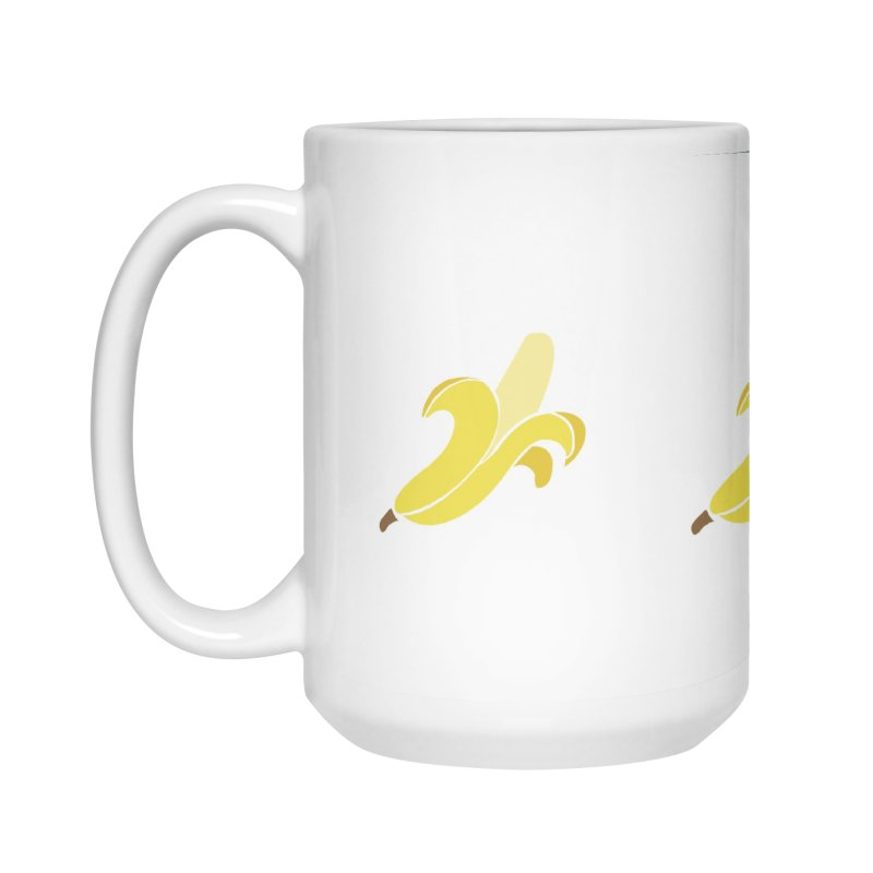 Banana Accessories Mug by Boshik's Tshirt Shop