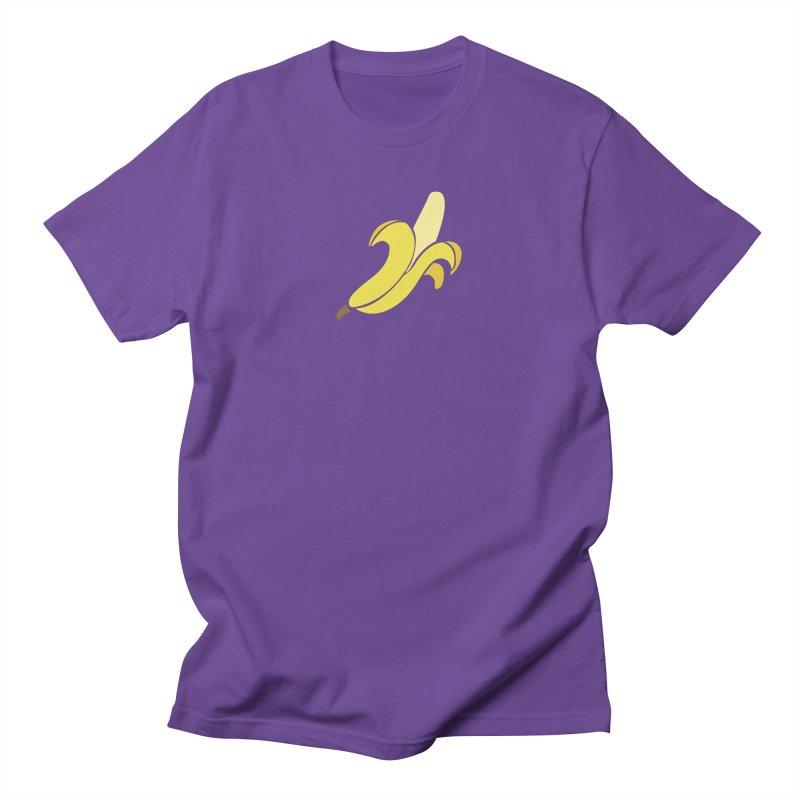 Banana Men's Regular T-Shirt by Boshik's Tshirt Shop