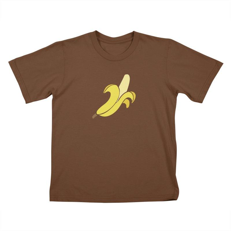 Banana Kids T-Shirt by Boshik's Tshirt Shop