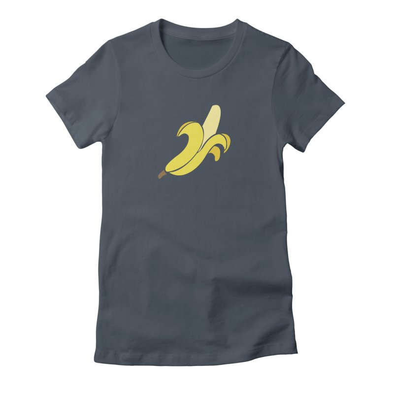 Banana Women's T-Shirt by Boshik's Tshirt Shop