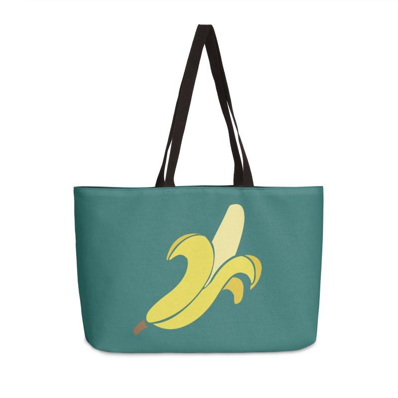 Banana Accessories Weekender Bag Bag by Boshik's Tshirt Shop