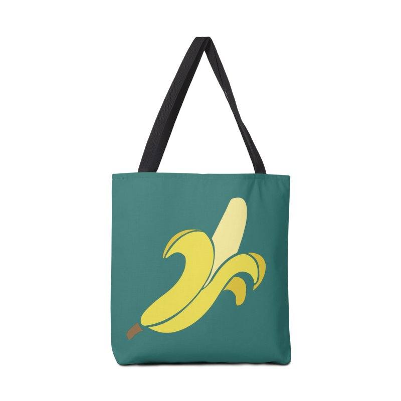 Banana Accessories Bag by Boshik's Tshirt Shop
