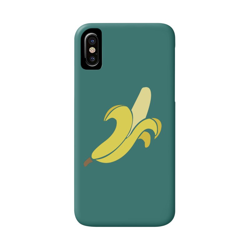 Banana Accessories Phone Case by Boshik's Tshirt Shop