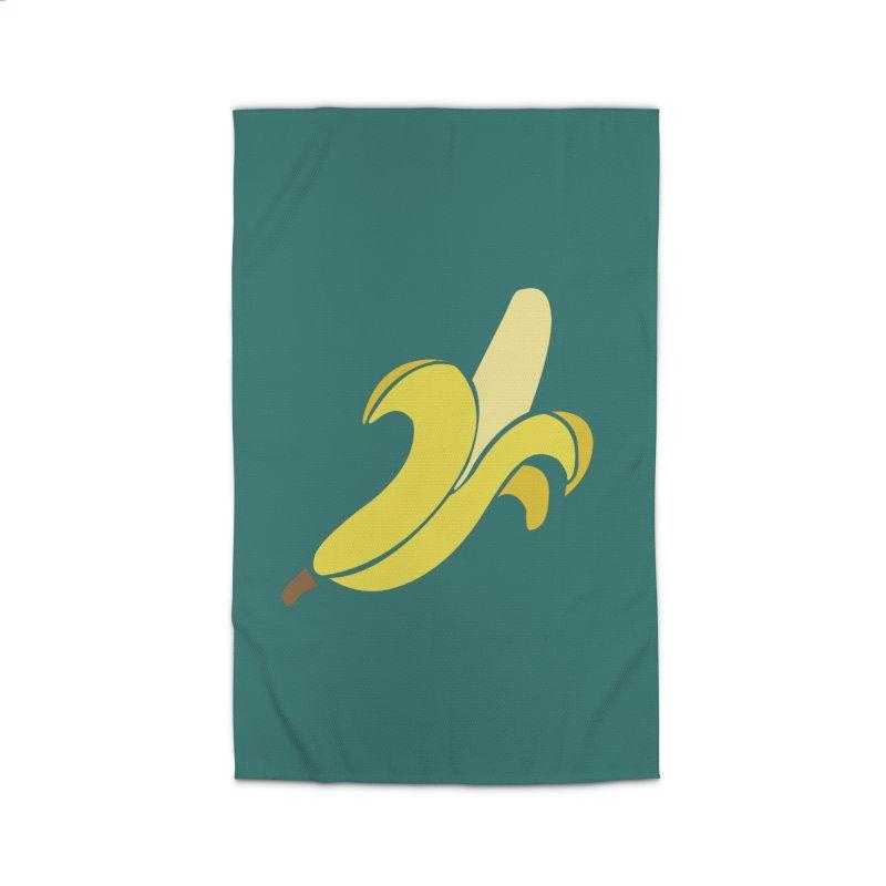 Banana Home Rug by Boshik's Tshirt Shop