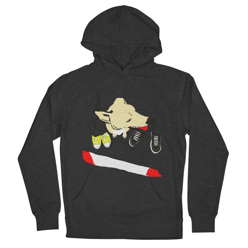 Sneakers & Dogs Women's Pullover Hoody by Boshik's Tshirt Shop