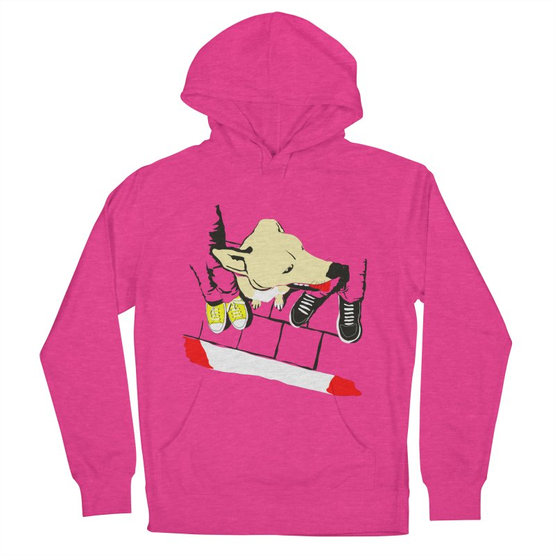 Sneakers & Dogs Men's Pullover Hoody by Boshik's Tshirt Shop
