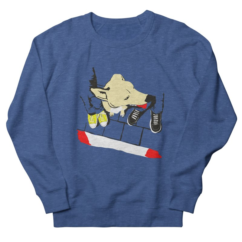 Sneakers & Dogs Men's Sweatshirt by Boshik's Tshirt Shop