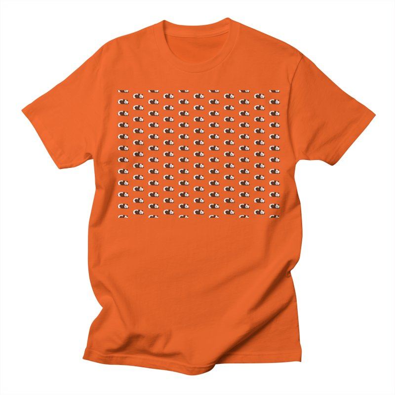 Panda Pattern Men's Regular T-Shirt by Boshik's Tshirt Shop