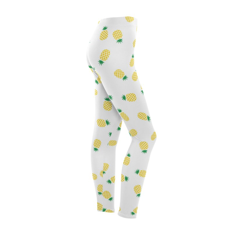 Pineapples Everywhere Women's Bottoms by Boshik's Tshirt Shop