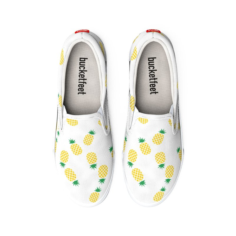 Pineapples Everywhere Women's Shoes by Boshik's Tshirt Shop