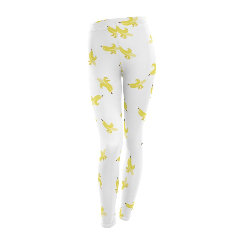 Banananas Women's Leggings Bottoms by Boshik's Tshirt Shop