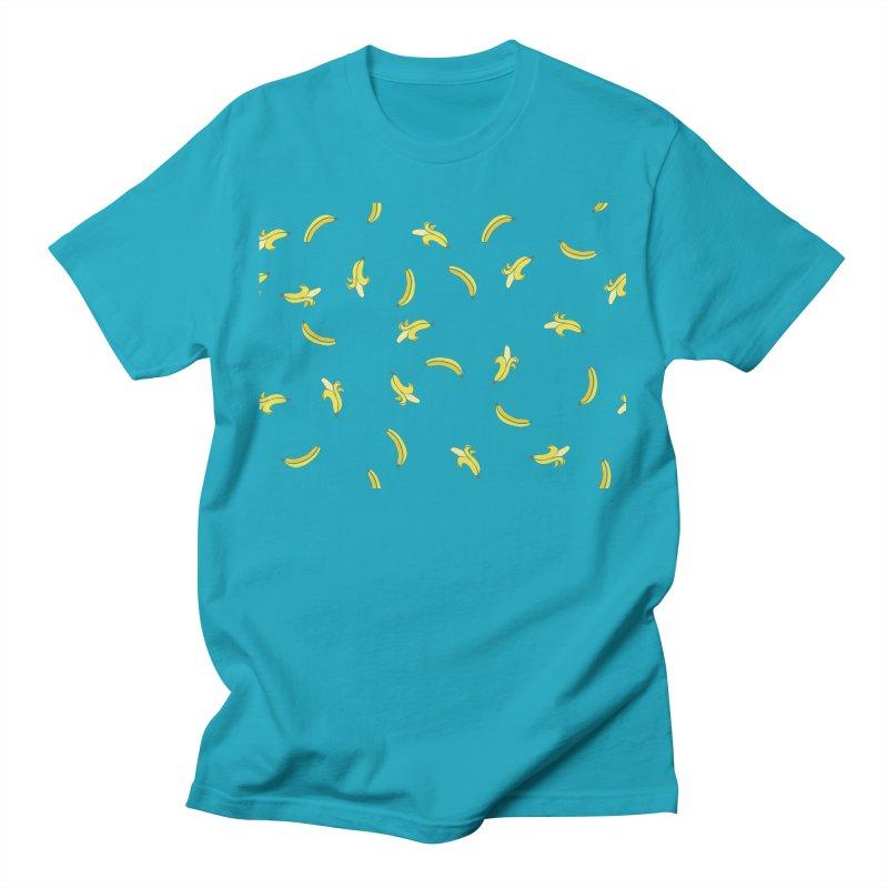 Banananas Men's T-Shirt by Boshik's Tshirt Shop