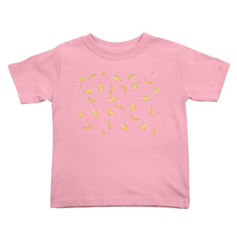 Banananas Kids Toddler T-Shirt by Boshik's Tshirt Shop