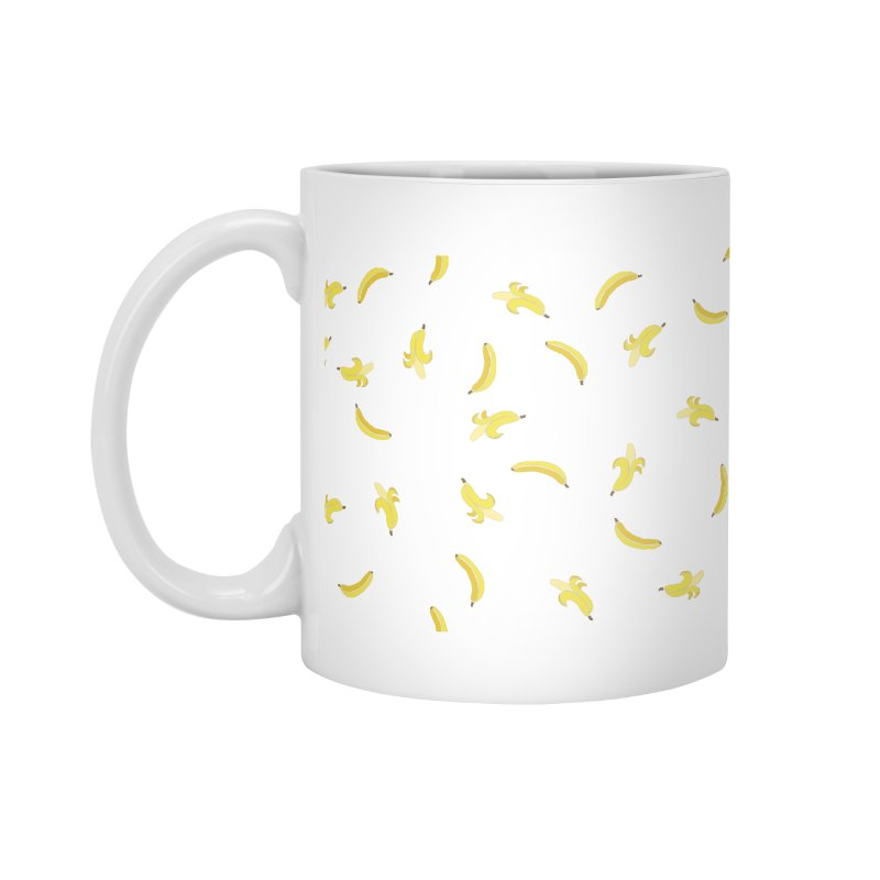 Banananas Accessories Standard Mug by Boshik's Tshirt Shop