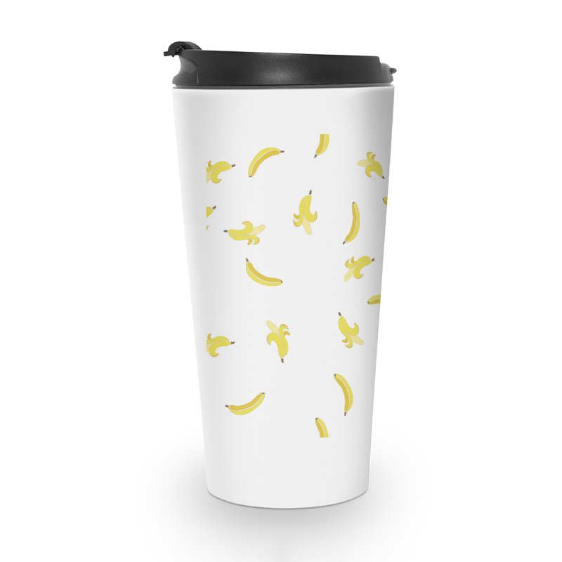 Banananas Accessories Travel Mug by Boshik's Tshirt Shop