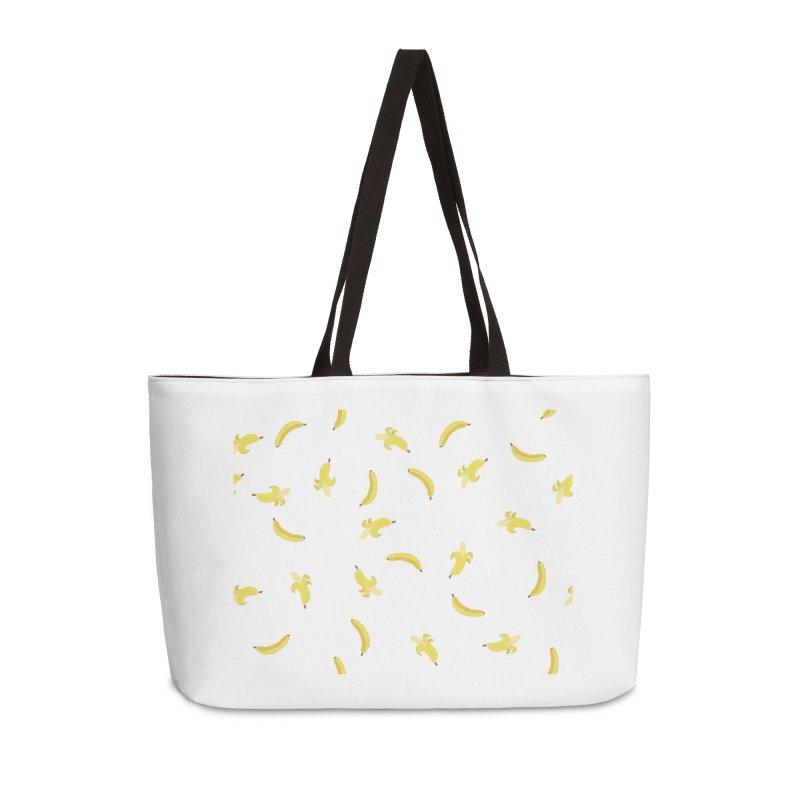 Banananas Accessories Weekender Bag Bag by Boshik's Tshirt Shop