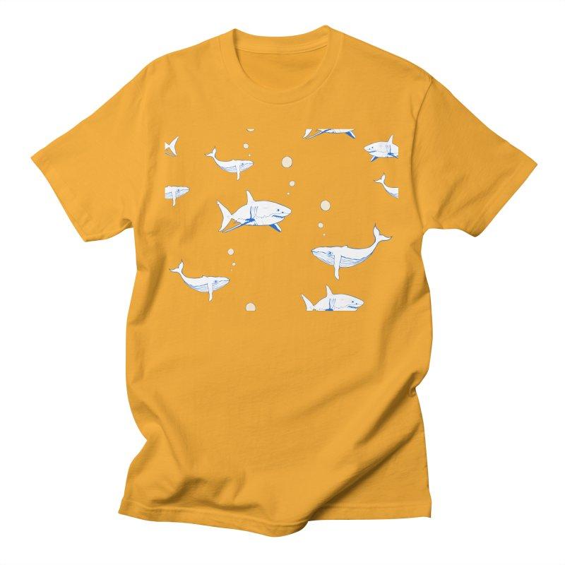 Underwater Love Men's T-Shirt by Boshik's Tshirt Shop