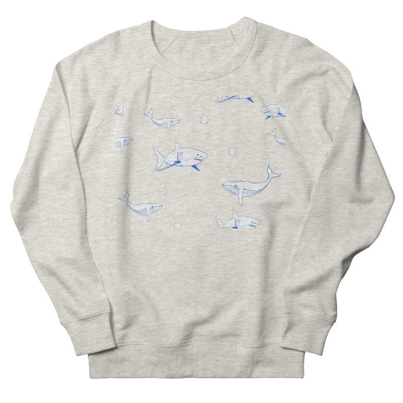 Underwater Love Women's Sweatshirt by Boshik's Tshirt Shop