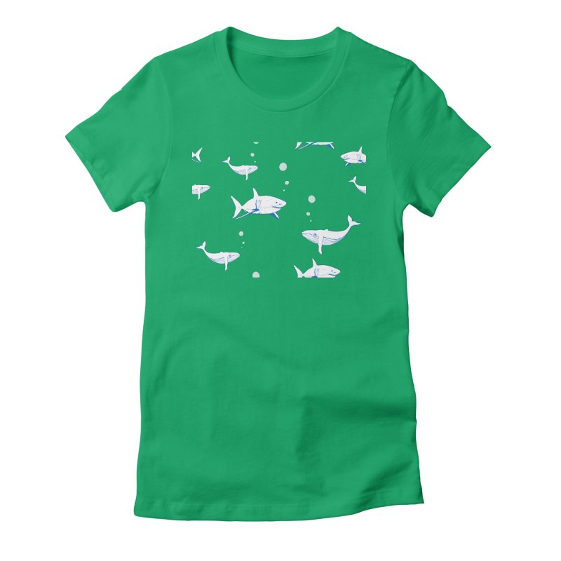 Underwater Love Women's T-Shirt by Boshik's Tshirt Shop