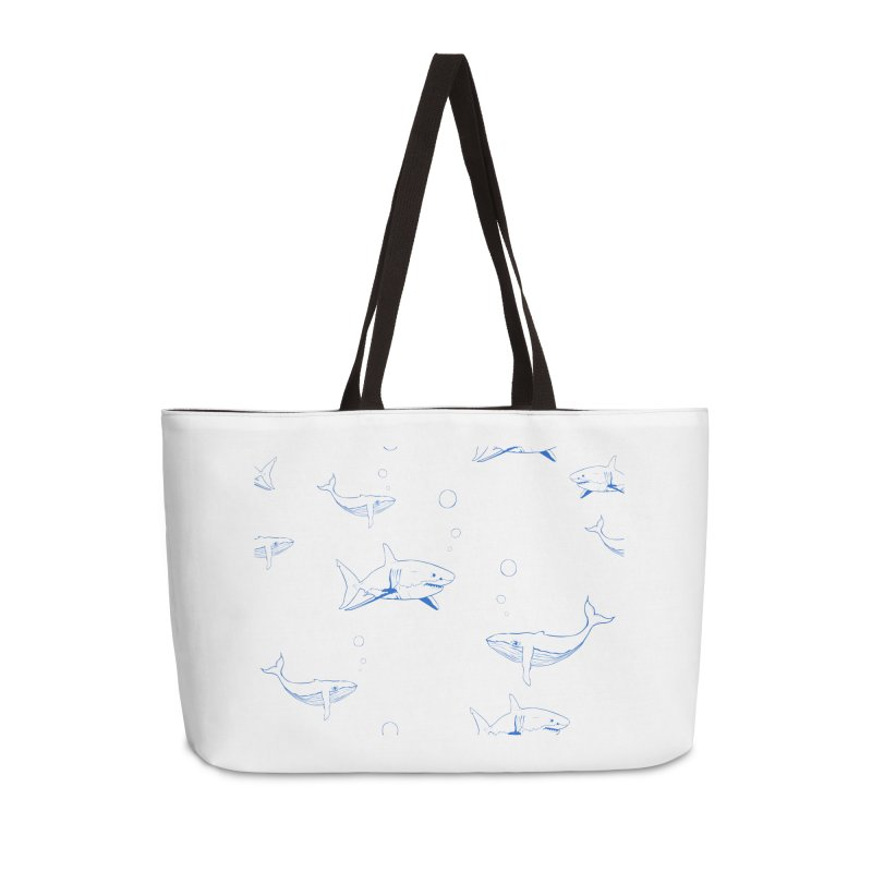 Underwater Love Accessories Weekender Bag Bag by Boshik's Tshirt Shop