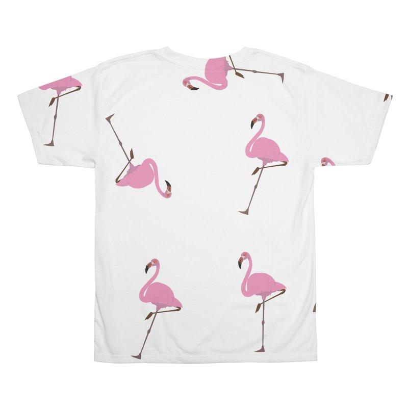 Flamingos Men's All Over Print by Boshik's Tshirt Shop