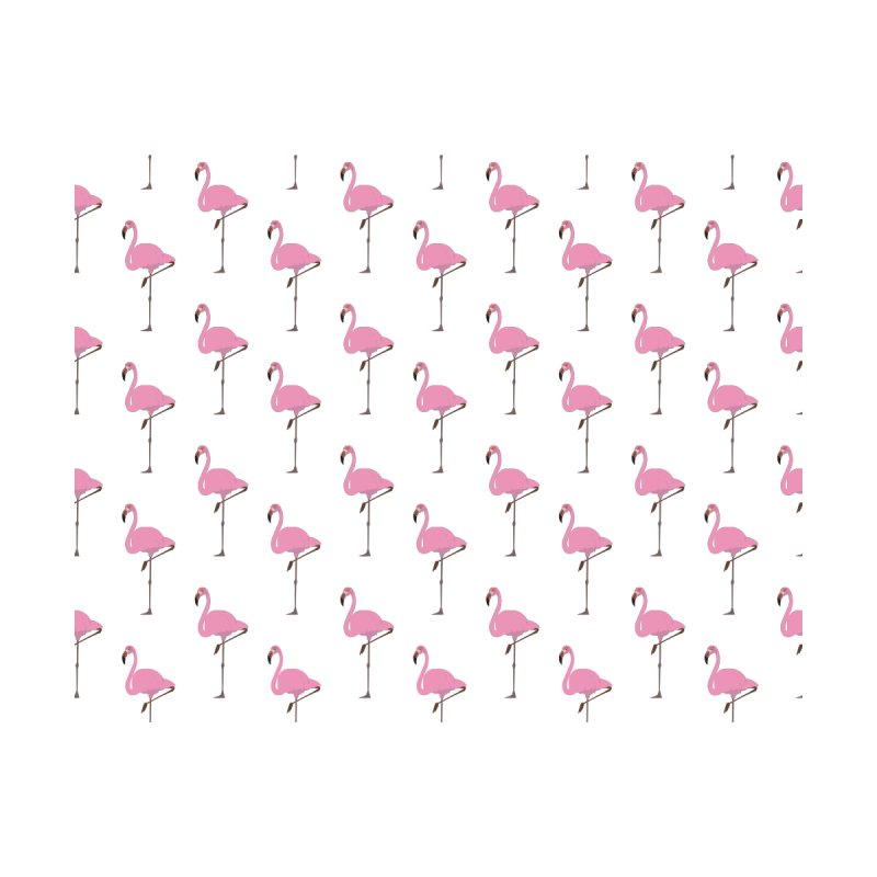 Flamingos Accessories Bag by Boshik's Tshirt Shop