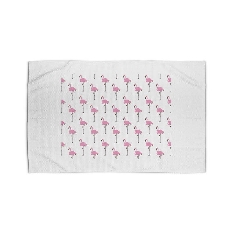 Flamingos Home Rug by Boshik's Tshirt Shop