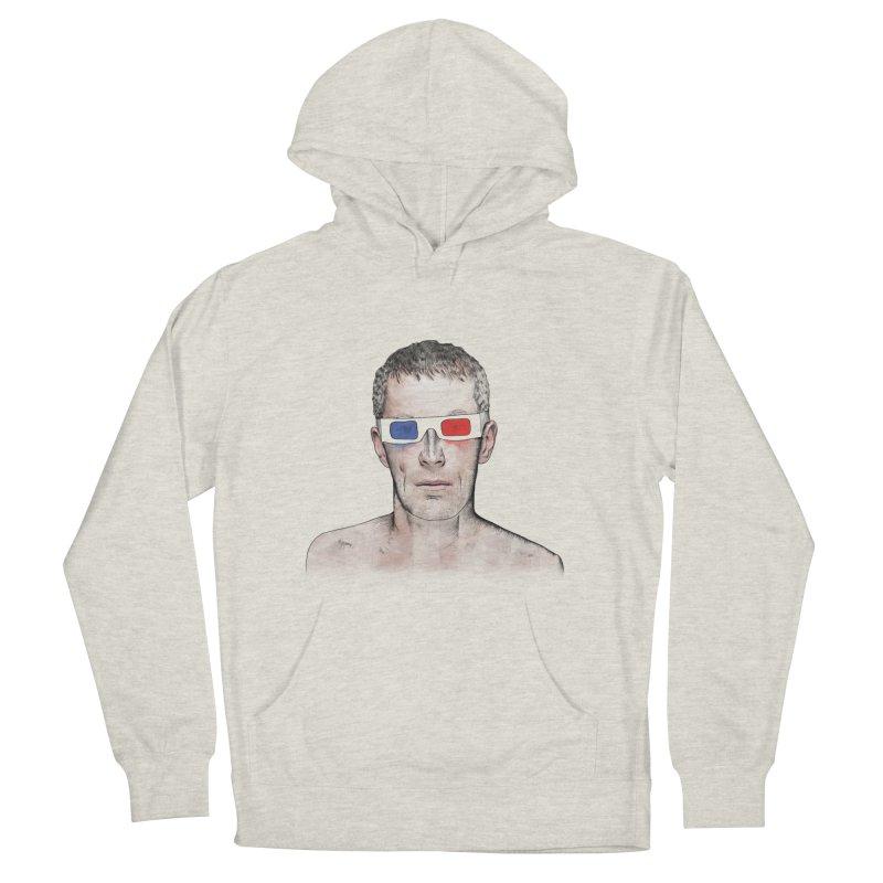 3D dude Women's Pullover Hoody by Boshik's Tshirt Shop