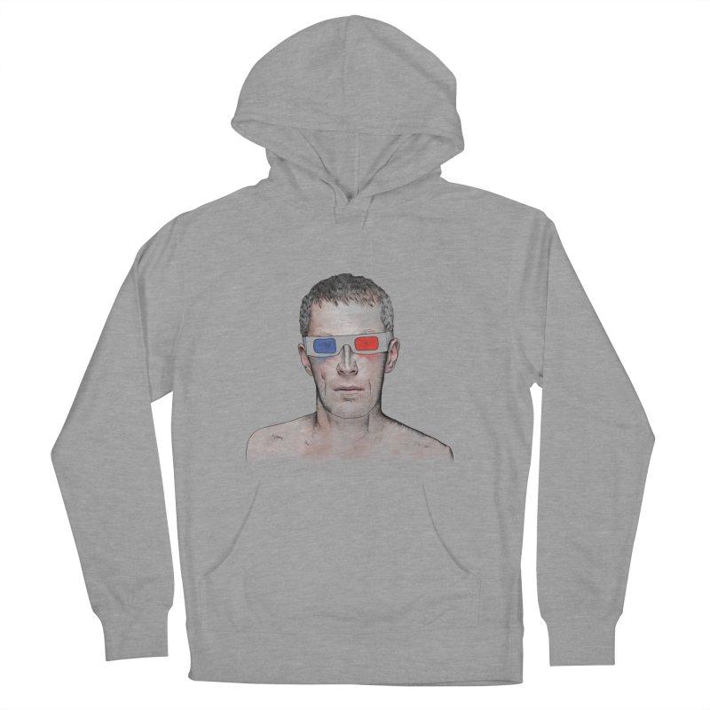 3D dude Men's Pullover Hoody by Boshik's Tshirt Shop