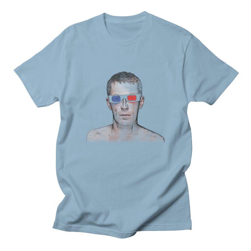 3D dude Women's Unisex T-Shirt by Boshik's Tshirt Shop