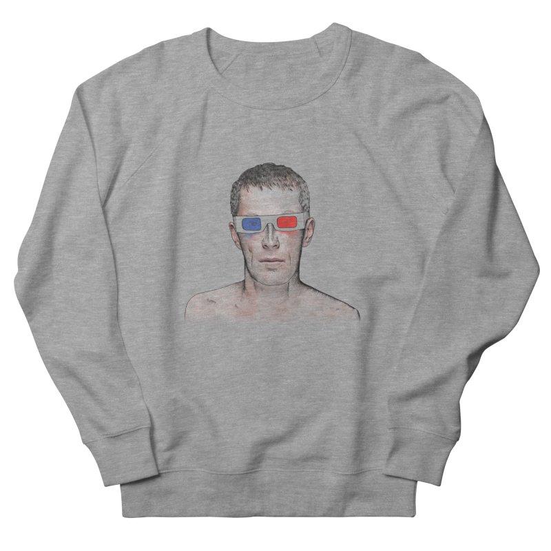 3D dude Men's Sweatshirt by Boshik's Tshirt Shop