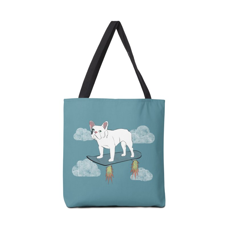 Hover Dog Accessories Bag by Boshik's Tshirt Shop