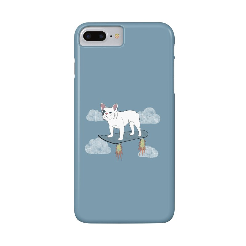 Hover Dog Accessories Phone Case by Boshik's Tshirt Shop