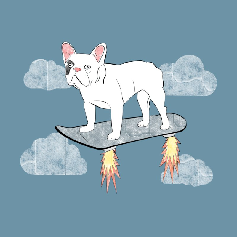 Hover Dog by Boshik's Tshirt Shop