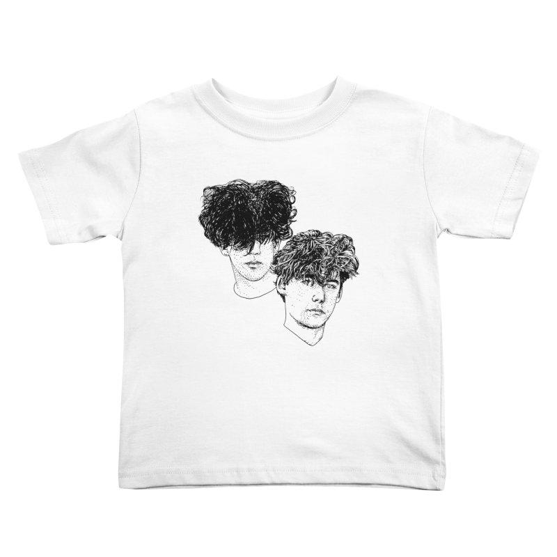 JAMC Kids Toddler T-Shirt by Boss Trés Bien