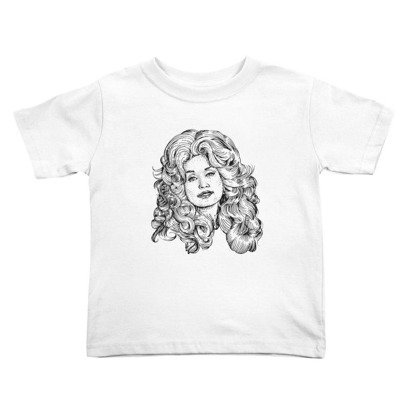 DOLLY Kids Toddler T-Shirt by Boss Trés Bien